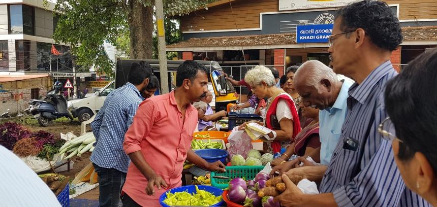 Kerala Gandhi Smarak Nidhi 5