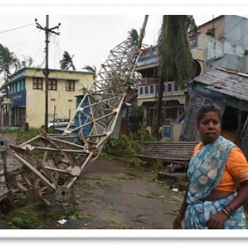 Responses to Human Intensified Natural Disasters 11