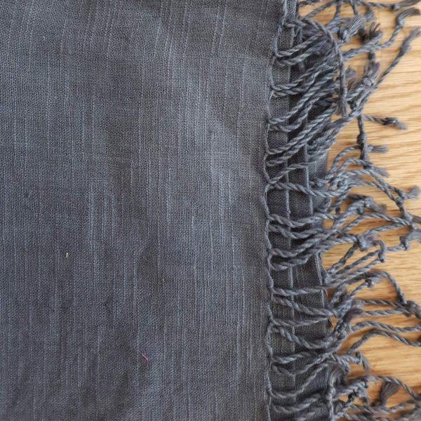 Cotton/Linen Scarves 1