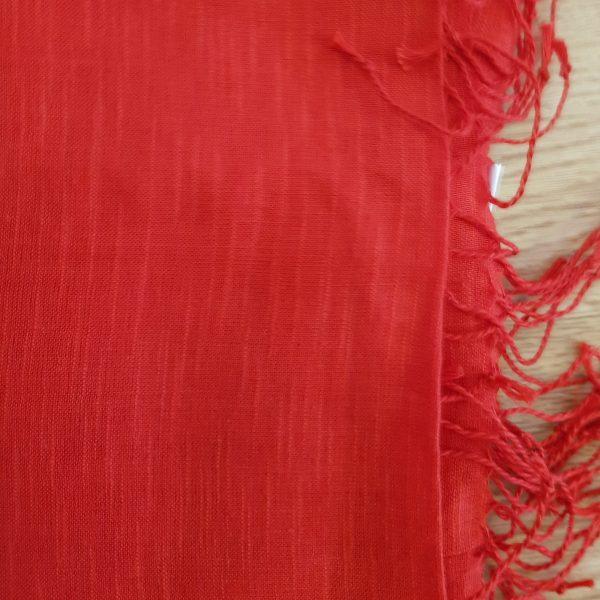 Cotton/Linen Scarves 4