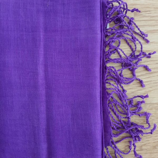 Cotton/Linen Scarves 5