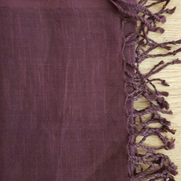 Cotton/Linen Scarves 6