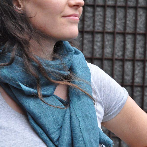 Cotton/Linen Scarves 8