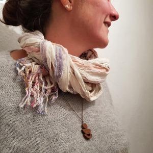 Cotton/Lycra Scarves 3