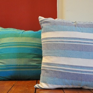 Cotton Striped Cushion Covers 5