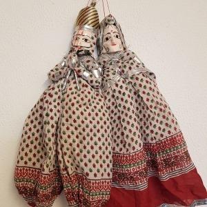 Khadi Puppets