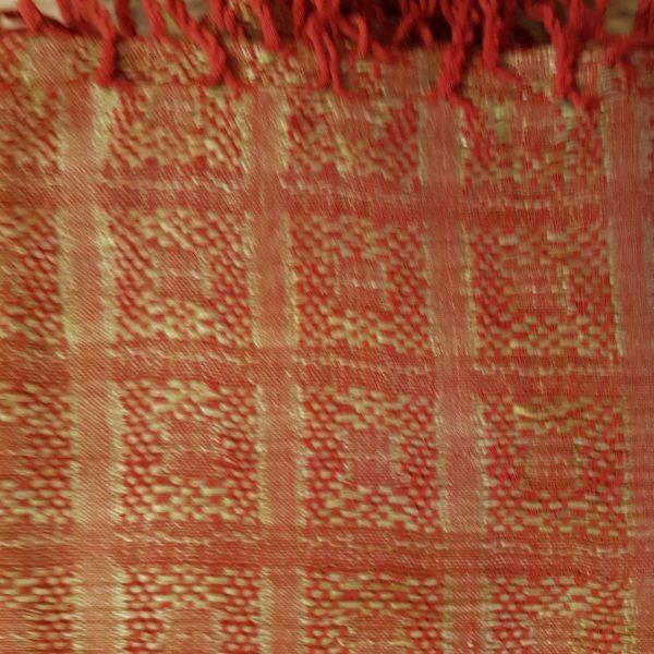 Patterned Viscose Scarves 1
