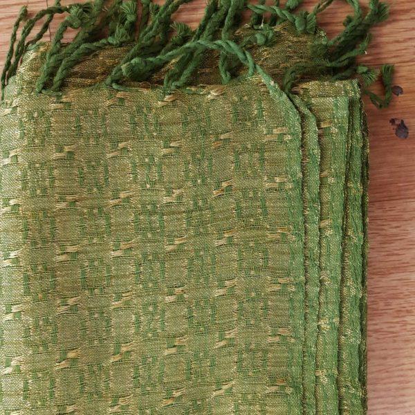 Patterned Viscose Scarves 2