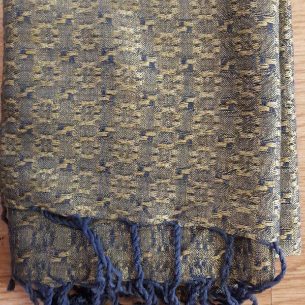 Patterned Viscose Scarves 4