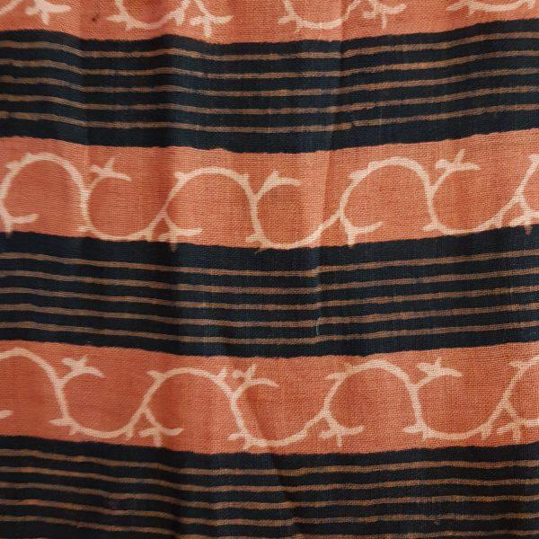 Printed Cotton/Linen Scarves 1