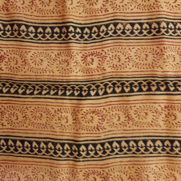 Printed Cotton/Linen Scarves 2