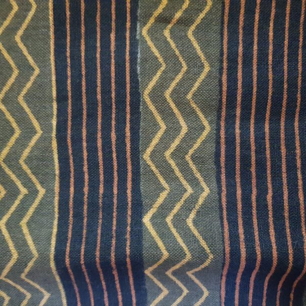 Printed Cotton/Linen Scarves 3