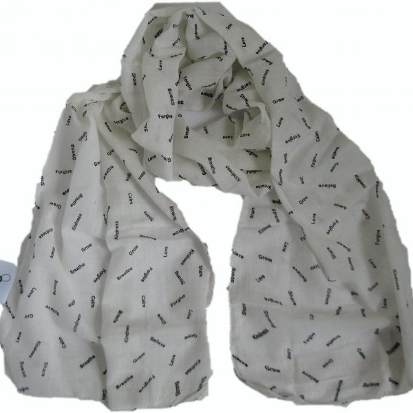 Where Does It Come From? (WDICF) Scarves 12