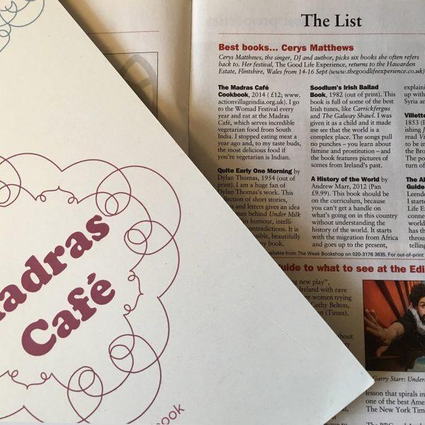 Madras Café Cookbook #1 (PDF) 1