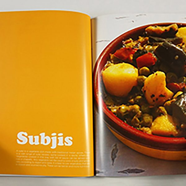 Madras Café Cookbook #1 (PDF) 2