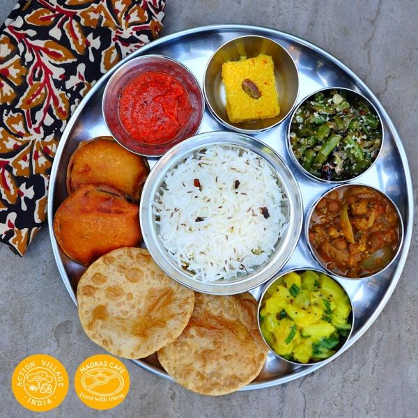 Cooks Hour: Thali Talk