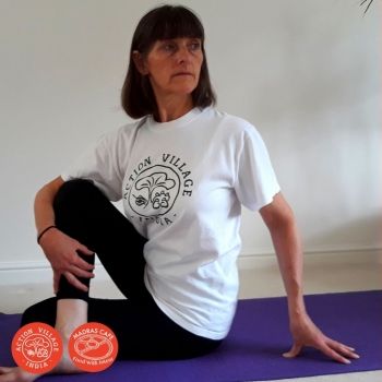 Madras Cafe Unlocked 2020: Gentle Movement and Yoga with Kathy Siddle