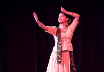 Madras Cafe Unlocked 2020: Kathak Dance Workshop with Meera Patel