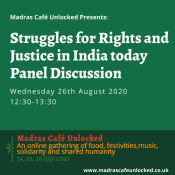 Struggles for Rights and Justice in India 1