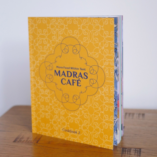 Madras Café Cookbook 2 1