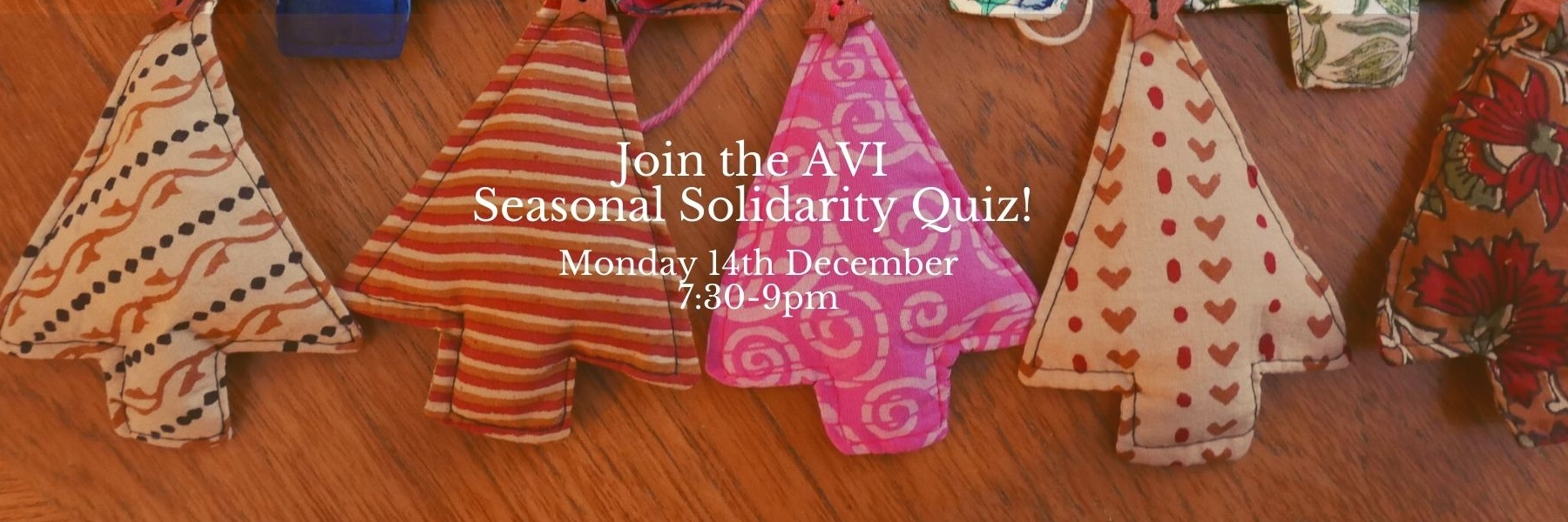 AVI Seasonal Solidarity Quiz!