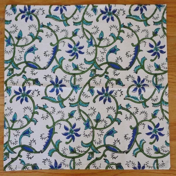 Table Napkins - Hand Blocked Printed 6