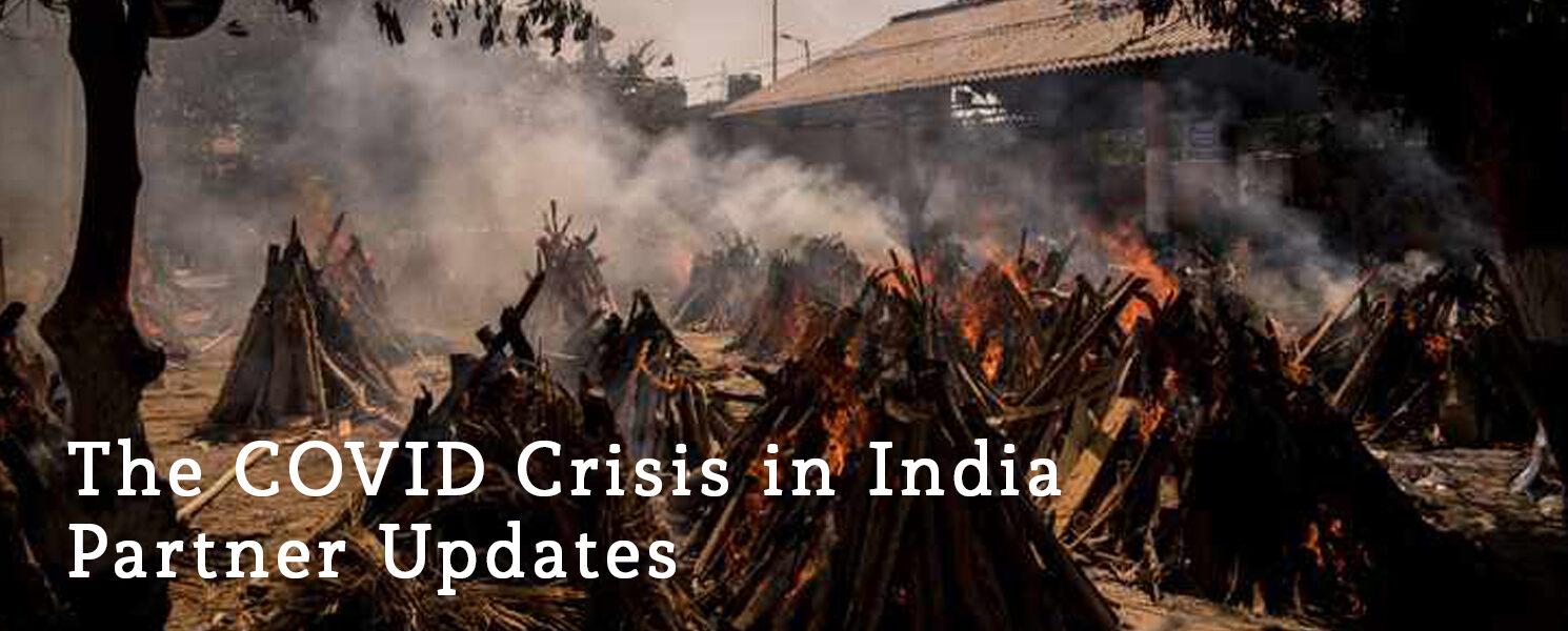 The Covid Crisis across India