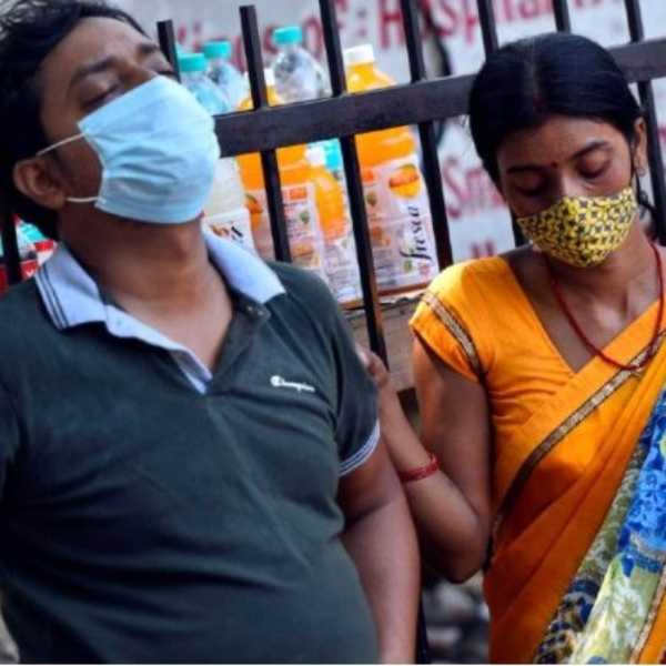 A few of the latest news stories relating to the Covid-19 crisis in India