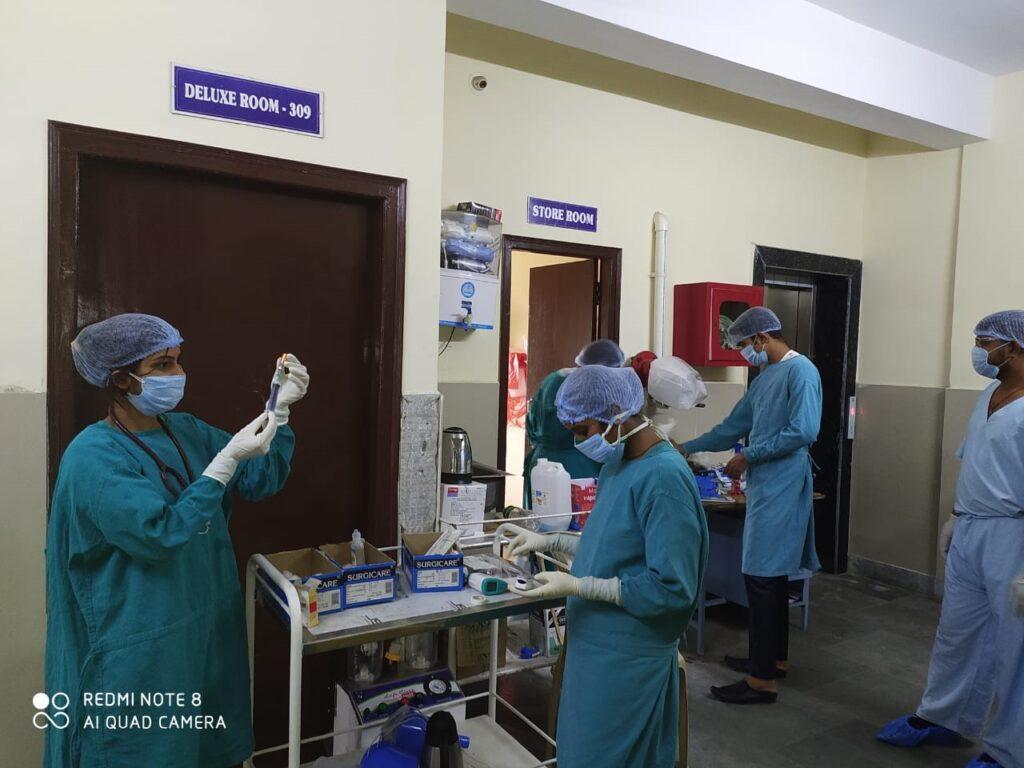 NBJK's Initiatives to Respond against Novel Coronavirus 3