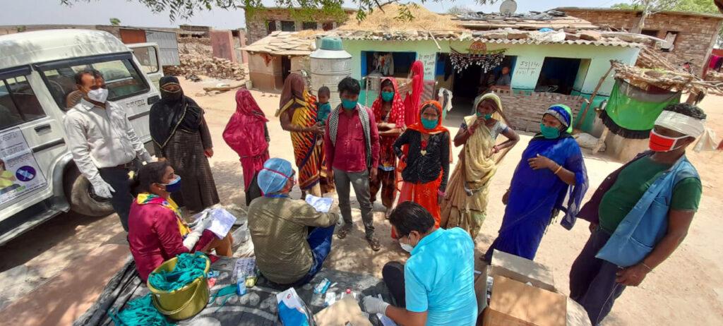 The COVID Crisis in India 4