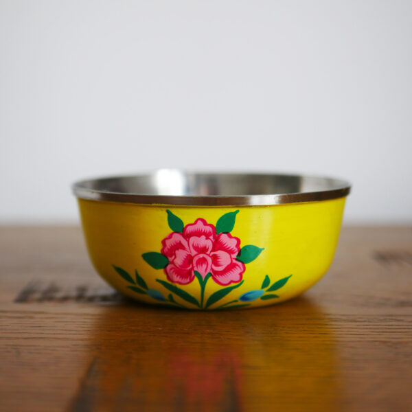 Hand-painted Steel Bowls 11