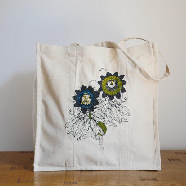 Organic Canvas Shopper Bags 4