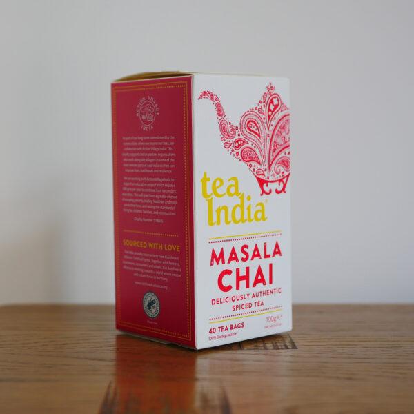 Tea India - Masala Chai