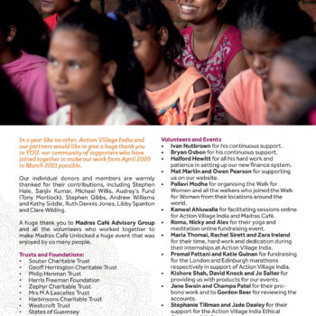 AVI Annual Report 2020-2021 11
